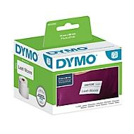 DYMO LabelWriter, naambadge-etiketten, verwijderbaar, 41 x 89 mm, 300 stuks