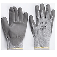 DYNEEMA® Handschuhe, grau, Gr. 8