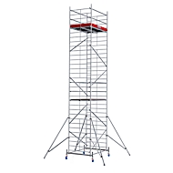 ECHAFAUDAGE LARGE HAUT MAX 9,30M