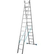 Échelle alu, 2x9 barreaux