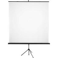 Écran de projection Classic avec trépied, 1600 x 1600 mm
