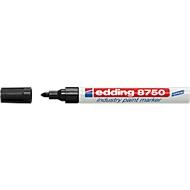 edding 8750 industry paint marker, schwarz, 10 Stück