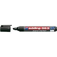 edding whiteboard marker 363, 10-delige set, wigvormige punt