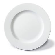 Eetbord ADRINA, plat, diameter 250 mm, 6 stuks