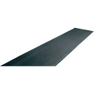 EHA-industrierooster +11, 600 mm, zwart