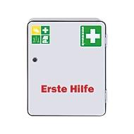 EHBO-kast HEIDELBERG, zonder inhoud, wit