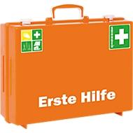 EHBO-koffer MT-CD, DIN 13169/EN 1789, binnenindeling verstelbaar, uit elkaar te nemen, incl. wandhouder