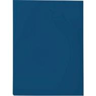 EICHNER Dokumentenmappe, DIN A4, PP, blau
