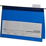 EICHNER hangsnelhechters,  A4, 10 stuks, blauw