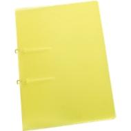 EICHNER Schlaufen-Schnellheftmappe STRIP, DIN A4, Polypropylen, 10 Stück, gelb