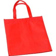 Einkaufstasche Midi, rot