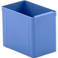 Einsatzkasten EK 111, blau, PS, 10 Stück
