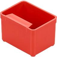 Einsatzkasten EK 351, PS, 40 Stück, rot