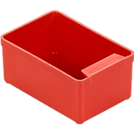 Einsatzkasten EK 352, PS, 50 Stück, rot