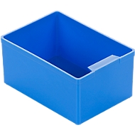 Einsatzkasten EK 502, PS, 40 Stück, blau