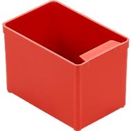 Einsatzkasten EK 552, PS, 40 Stück, rot