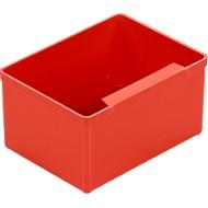 Einsatzkasten EK 553, PS, 30 Stück, rot