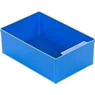 Einsatzkasten EK 554, PS, 15 Stück, blau