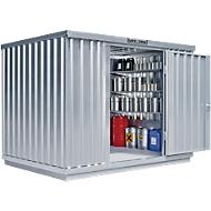 Einzel-Container SAFE TANK 1000, für passive Lagerung
