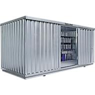 Einzel-Container SAFE TANK 1700, für passive Lagerung