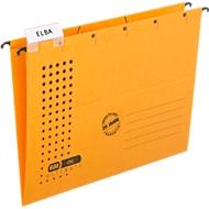 ELBA chic® ULTIMATE Hängemappen, für Formate bis DIN A4, seitlich offen, gelb