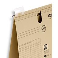 ELBA dossiers suspendus Vertic® ULTIMATE®, pour tiroir, A4, pour documents perforés, 50 pièces