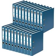 ELBA Ordner rado plast, DIN A4, Rückenbreite 50 mm, 20 Stück, blau