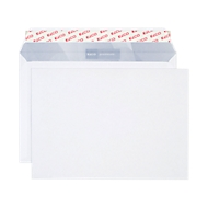 ELCO enveloppen, met zelfklevende sluiting, Office Shopbox C5, zonder venster, 100 g, 100 stuks