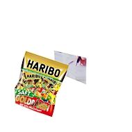 ELCO Kuvert mit Haftklebeverschluß ohne Fenster DIN C4 in Box + HARIBO Saft Golbären Minis GRATIS