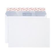 ELCO Kuverts, mit Haftklebeverschluß, Office Shopbox C5, ohne Fenster, 100 g, 100 Stück