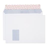 ELCO Office Briefumschläge, C4, m. Fenster links, 120 g/qm, 50 Stück