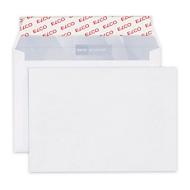 ELCO Office Briefumschläge, DIN C6, o. Fenster, 80 g/m², 50 Stück