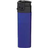 Elektronik-Feuerzeug, mit Kindersicherung, blau/schwarz