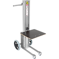 Elektronische lift WP70 S, draagvermogen 70 kg, korte mast