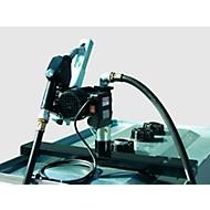 Elektropumpe CEMO, ca 50 l/min, 230 V, selbstansaugend, 4 m Befüllschlauch, passend für UNI-/MULTI-Tank 750/1000 l