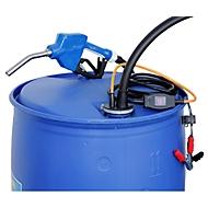 Elektropumpe CEMO CENTRI SP 30, 12V, für AdBlue®, Frischwasser und Kühlerfrostschutzmittel, 4m Kabel+Schlauch, Automatik-Zapfventil