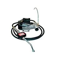 Elektropumpe CEMO Viscomat 200/2 K400, 230V, 9 l/min, selbstansaugend, für Schmierstoffe, Zapfpistole, Literzähler K400