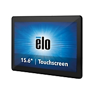 Elo I-Series 2.0 - All-in-One (Komplettlösung) - Core i3 8100T 3.1 GHz - 8 GB - SSD 128 GB - LED 39.6 cm (15.6