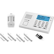 Ensemble système d'alarme Olympia GSM Protect 9066 GSM avec fonction appel d'urgence et mains libres