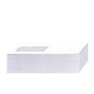 Enveloppen, DL, met lijm, met venster, FSC-gecertificeerd, 1000 stuks
