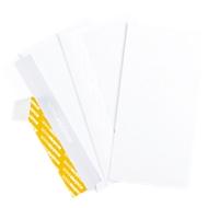 Enveloppen met  kleefstrip,  110 x 220 mm (DL), zonder venster, 1000 stuks