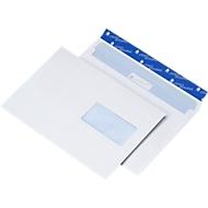 Enveloppes C5 av. fenêtre dr., 500 p.