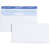 Enveloppes DIN long, sans fenêtre, 500 p.