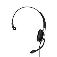 EPOS|Sennheiser Headset IMPACT SC 635 USB, bedraad, mono, jack en USB, UC-geoptimaliseerd, draagkoffer