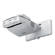 Epson EB-685Wi - 3-LCD-Projektor - LAN - Grau, weiß