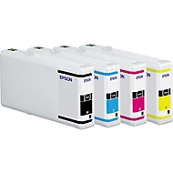 Epson inkjet Epson C13T70324010|T7032 Inktcartridge cyaan, 800 Paginas ISO/IEC 24711 voor Epson WP 401...