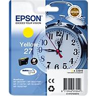 Epson inktcartridge T2704 geel