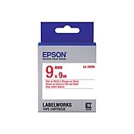 Epson LabelWorks LK-3WRN - Etikettenband - 1 Rolle(n) - Rolle (0,9 cm x 9 m)