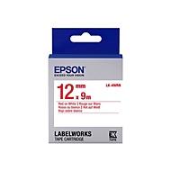 Epson LabelWorks LK-4WRN - Etikettenband - 1 Rolle(n) - Rolle (1,2 cm x 2,9 m)