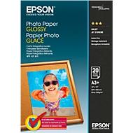 EPSON Papier photo Glossy, DIN A3-, 20 feuil.
